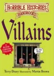 Horrible Histories: Villains