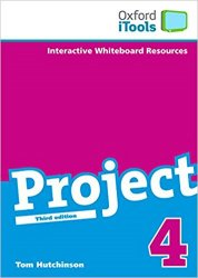 PROJECT the Third Edition 4 iTOOLS CD-ROM