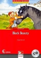 HELBLING READERS CLASSICS LEVEL 1 RED LINE - BLACK BEAUTY + AUDIO CD PACK