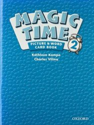 MAGIC TIME 2 PICTURE CARDS