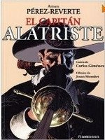 EL CAPITAN ALATRISTE 2nd illustrated edition