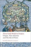 THREE EARLY MODERN UTOPIAS (Oxford World´s Classics New Edition)