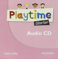 Playtime Starter Class Audio CD - Claire Selby