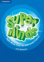 Super Minds Levels 1 and 2 Tests CD-ROM - Annie Altamirano