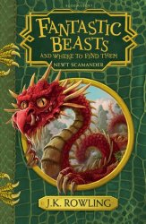 Fantastic Beasts and Where to Find Them : Hogwarts Library Book - Joanne Kathleen Rowlingová