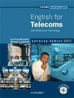 EXPRESS SERIES: ENGLISH FOR TELECOMS AND INFORMATION TECHNOLOGY STUDENT´S BOOK + MULTIROM PACK