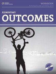 Outcomes Elementary Workbook with Key and CD - Hugh Dellar;Andrew Walkley