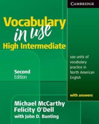 Vocabulary in Use High Intermediate Students Book with Answers - Michael McCarthy