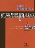 CAMPUS 4 CAHIER D´EXERCICES