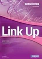 LINK UP PRE-INTERMEDIATE COURSE BOOK + STUDENT AUDIO CD PACK