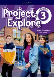 Project Explore 3 Student´s book (CZEch Edition) - Sylvia Wheeldon