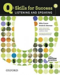 Q Skills for Success 3 Listening & Speaking Student´s Book with Online Practice - neuveden