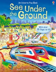 See Under the Ground - Alex Frith