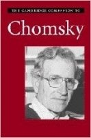 Chomsky, Cambridge Companion to Chomsky