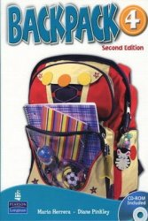 Backpack, 2nd Ed. 4 Student's Book - 2nd Revised edition - Mario Herrera;Diane Pinkley