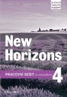 NEW HORIZONS 4 WORKBOOK (Czech Edition)