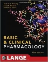 Basic And Clinical Pharmacology, 12th ed.