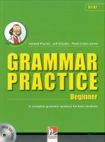 GRAMMAR PRACTICE BEGINNER with CD-ROM