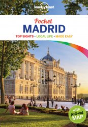 Lonely Planet Madrid Pocket Guide 4.