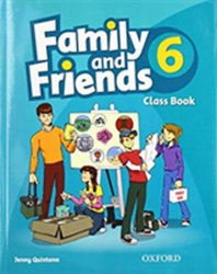 Family and Friends 6 Course Book