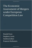Economic Assessment of Mergers under European Competition Law