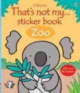That´s Not My Zoo Sticker Book