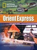 FOOTPRINT READERS LIBRARY Level 3000 - THE ORIENT EXPRESS + MultiDVD Pack