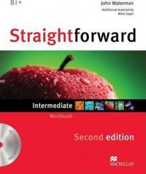 Straightforward 2nd Edition Intermediate: Workbook without Key Pack - Philip Kerr
