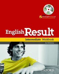 English Result Intermediate Workbook with Key + Multi-ROM Pack