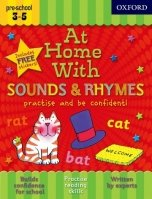 AT HOME WITH SOUNDS & RHYMES (Age 3-5)
