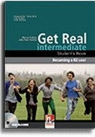 GET REAL INTERMEDIATE TEACHER´S BOOK + CLASS CDs /3/ + DVD