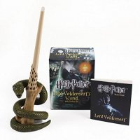 Harry Potter Voldemort´s Wand with Sticker Kit : Lights Up!