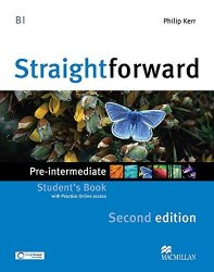 Straightforward 2nd Edition Pre-Intermediate Student's Book + Webcode