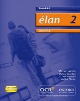 Élan 2: Pour OCR AS Students' Book