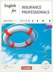 ENGLISH FOR INSURANCE PROFESSIONALS + AUDIO CD