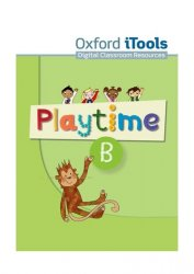 Playtime B iTools DVD-ROM - Claire Selby