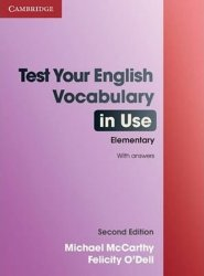 Test Your English Vocabulary in Use Elementary with Answers - Michael McCarthy