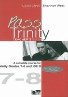 Pass Trinity 7-8 Teacher's Book