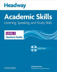 Headway Academic Skills3 Listening & Speaking Teacher´s Guide
