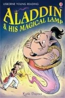 Usborne Young Reading Level 1: Aladdin and His Magical Lamp