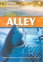 FOOTPRINT READERS LIBRARY Level 2200 - SHARK ALLEY + MultiDVD Pack