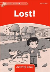 Dolphin Readers 2 Lost Activity Book