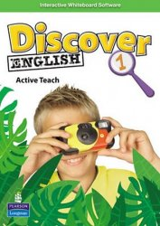 Discover English 1 ActiveTeach - Ingrid Freebairn