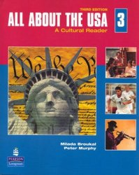 All About the USA - A Cultural Reader 3rd Revised edition - Milada Broukal;Peter Murphy