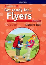 Get Ready for Flyers Student´s Book with Online Audio (2nd) - Petrina Cliff