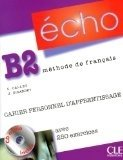 ECHO B2 Cahier personnel + CD