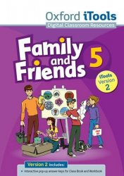 Family and Friends 5 iTools Version 2 - Tamzin Thompson