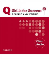 Q Skills for Success 5 Reading & Writing Class Audio CDs /3/