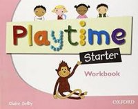 Playtime Starter Workbook - Claire Selby
