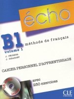 ECHO B1/1 Cahier personnel + CD